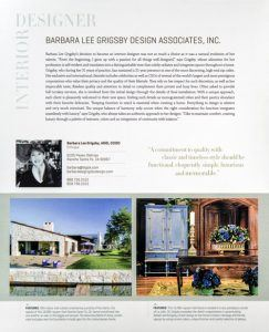 Barbara Lee Grigsby Design Associates